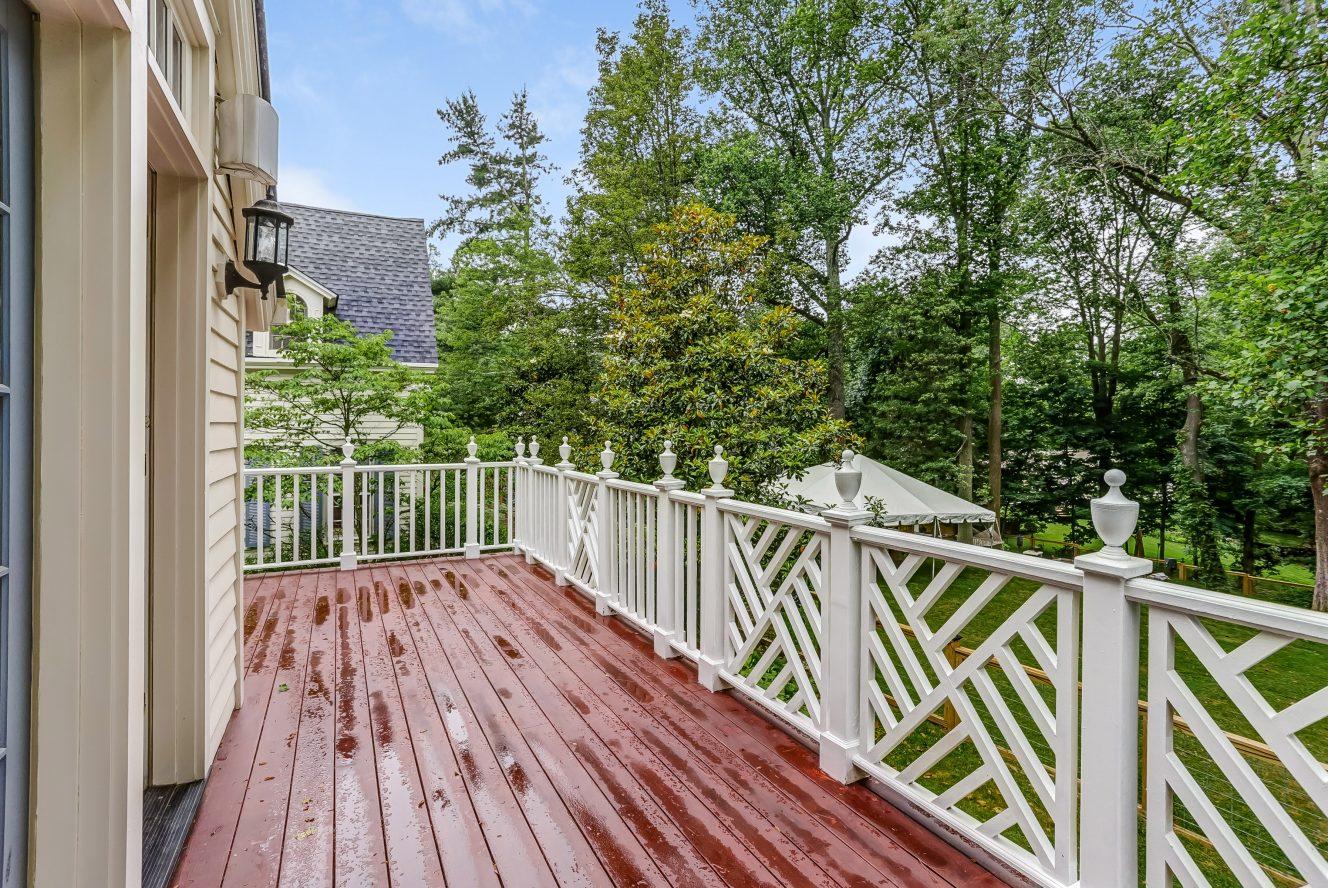 16 – 2 Tall Pine Lane – Master Balcony