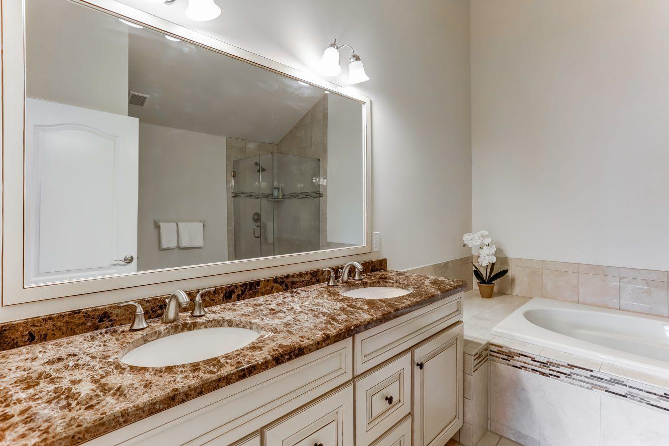17 – 19 Woodstone Circle – Spa-like Master Bath