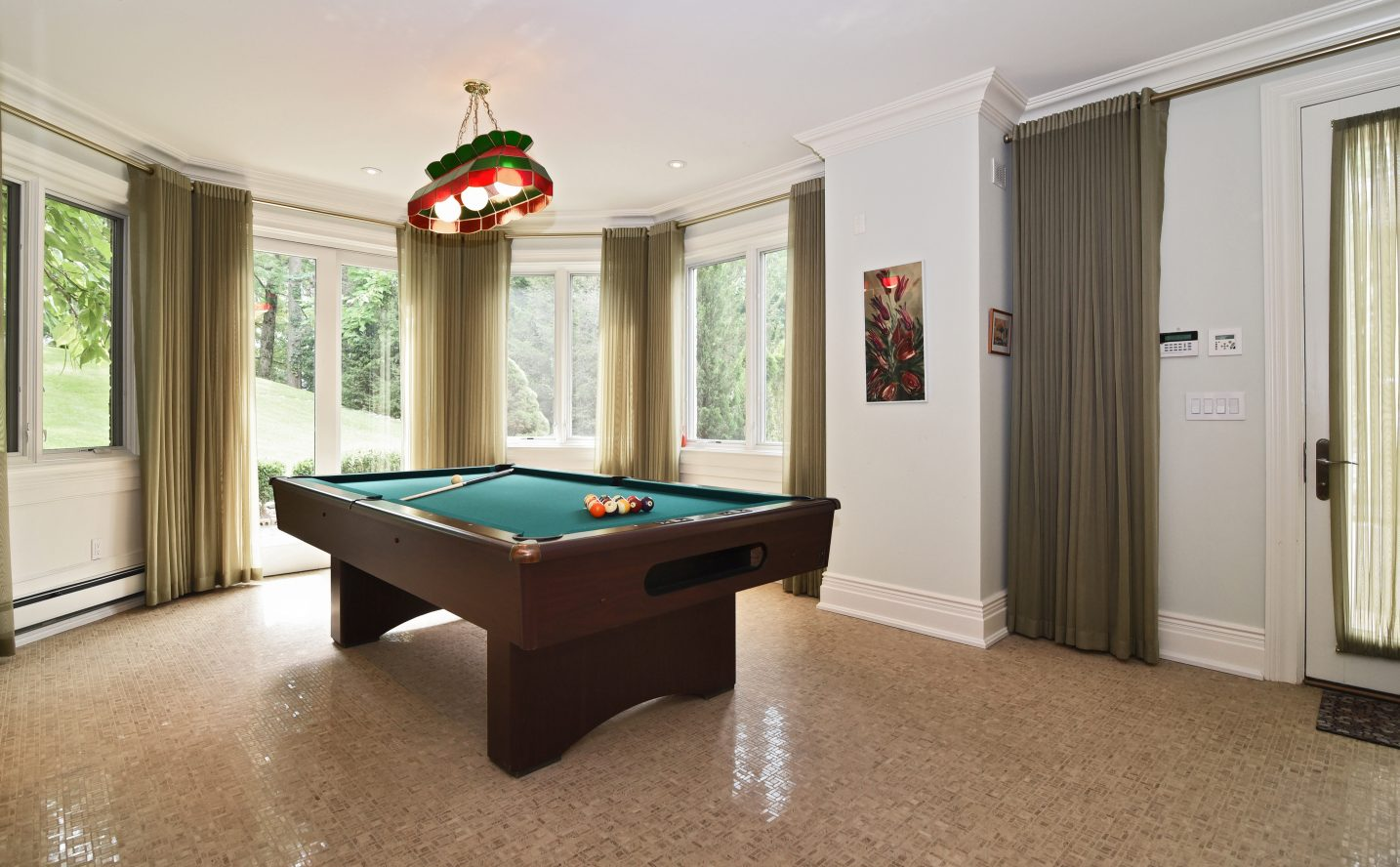20 – 28 Holly Drive – Billiard Room