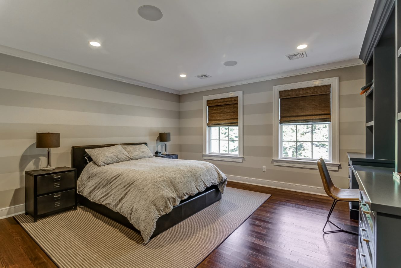 20 – Second Level Bedroom – 20 Troy Drive, Example of Most Recent Project from Builder