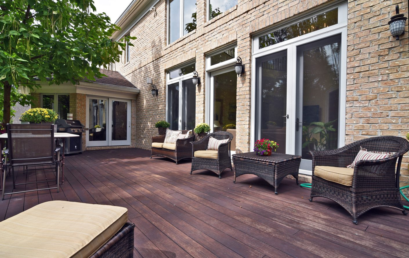 21 – 28 Holly Drive – Beautiful Deck