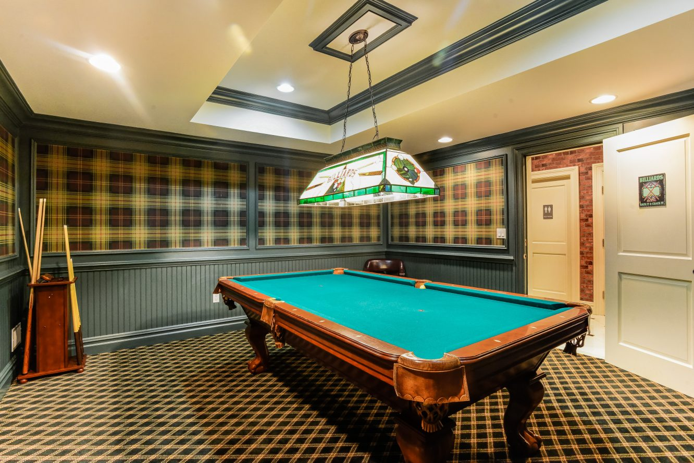 21 – Billard Room