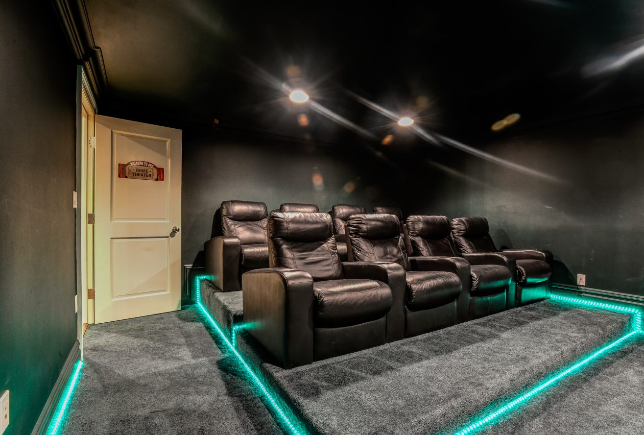 22 – 46 Great Hills Terrace – Movie Theater