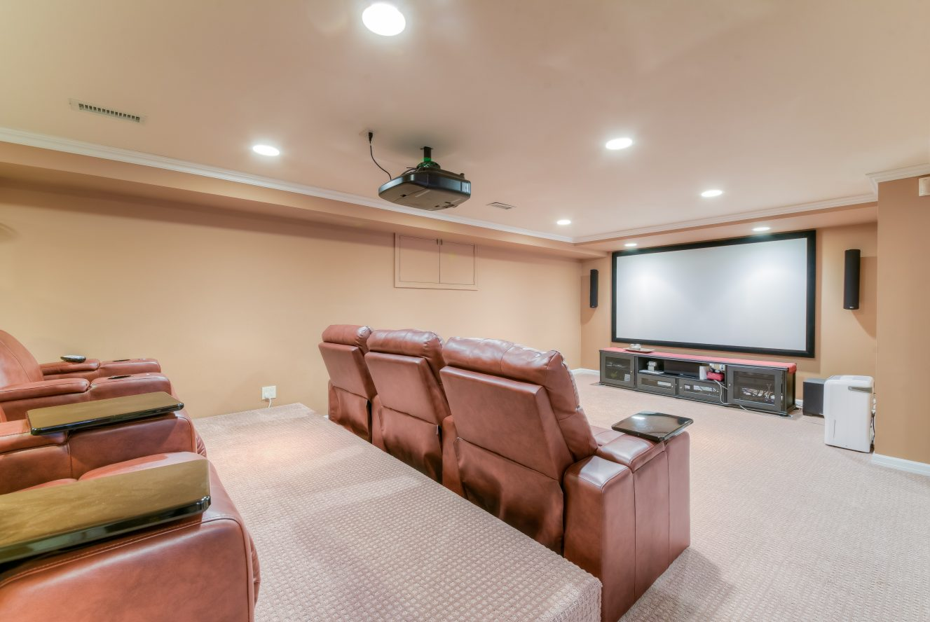 22 – Gorgeous Step-up Movie Theater – 301 Hobart Avenue