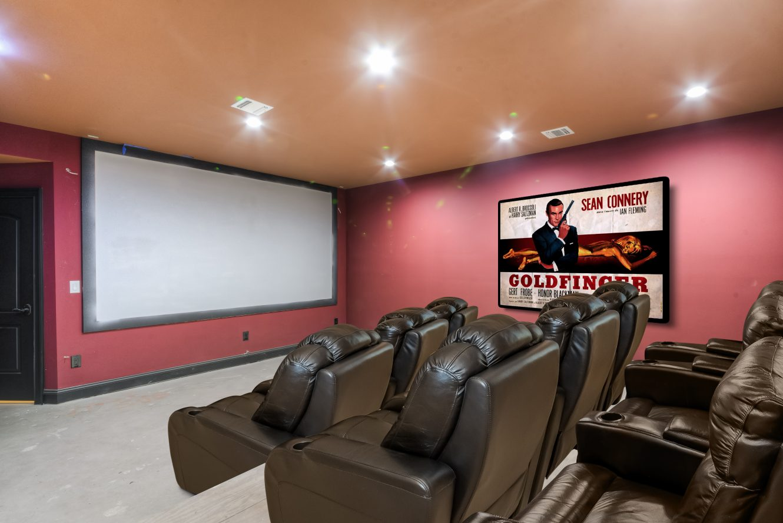 24 – 21 Johnson Drive – Movie Theatre