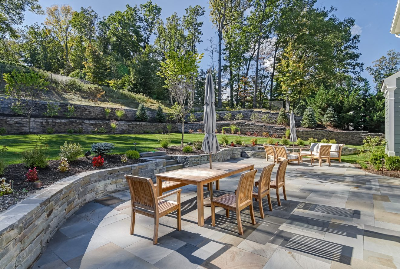 24 – Beautiful Patio, Perfect for Entertaining – 20 Troy Drive, Example of Most Recent Project from Builder