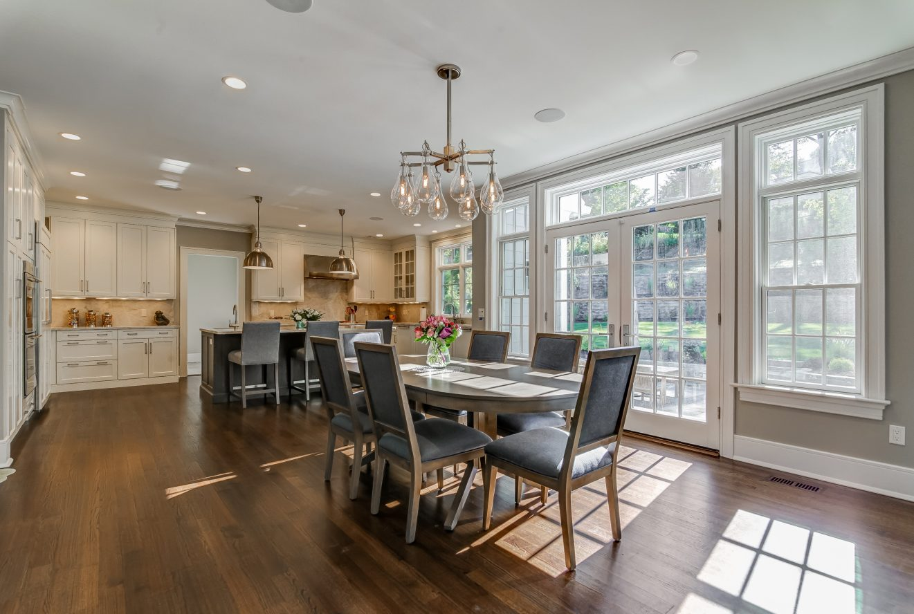 8 – Gourmet Eat-in Kitchen – 20 Troy Drive, Example of Most Recent Project from Builder