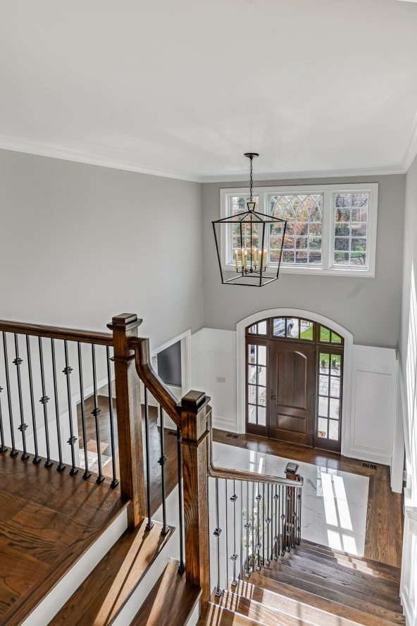 12 – 104 Farley Road – Two-Story Grand Entrance Hall