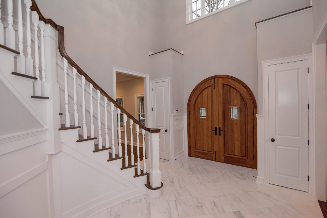 5 – 11 Hillview Terrace – Grand Entrance Hall