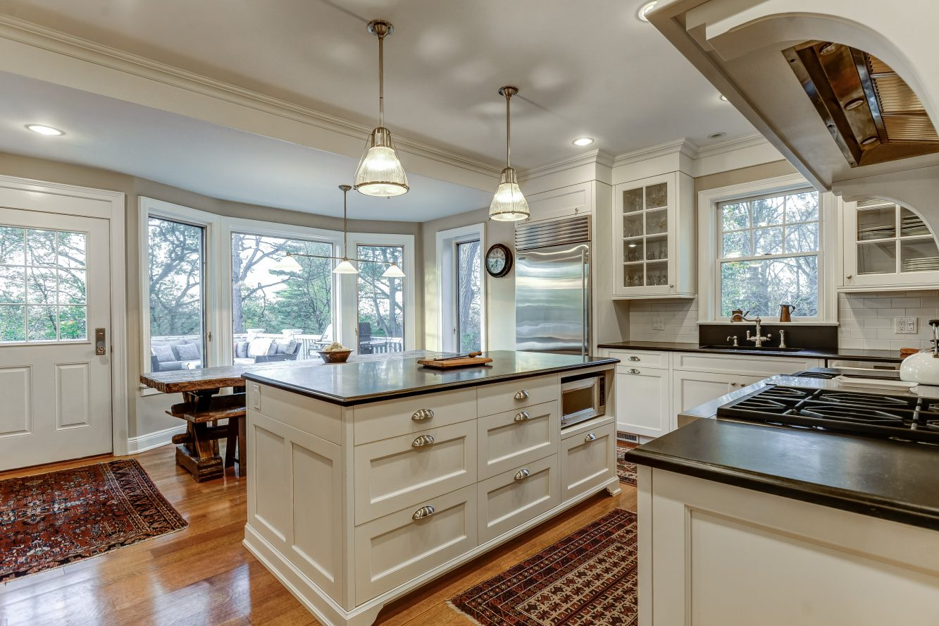 10 – Gourmet Eat-in Kitchen – 67 Oak Ridge Avenue