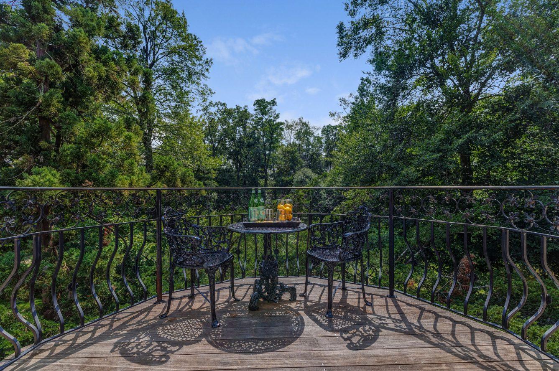 19 – 6 Kimball Circle – Master Balcony