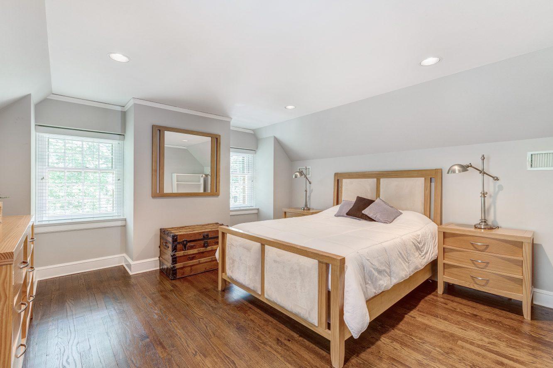 21 – 6 Kimball Circle – Third Level Bedroom