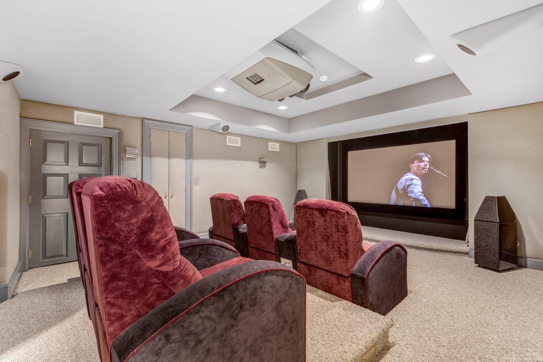 22 – 6 Kimball Circle – Movie Theater