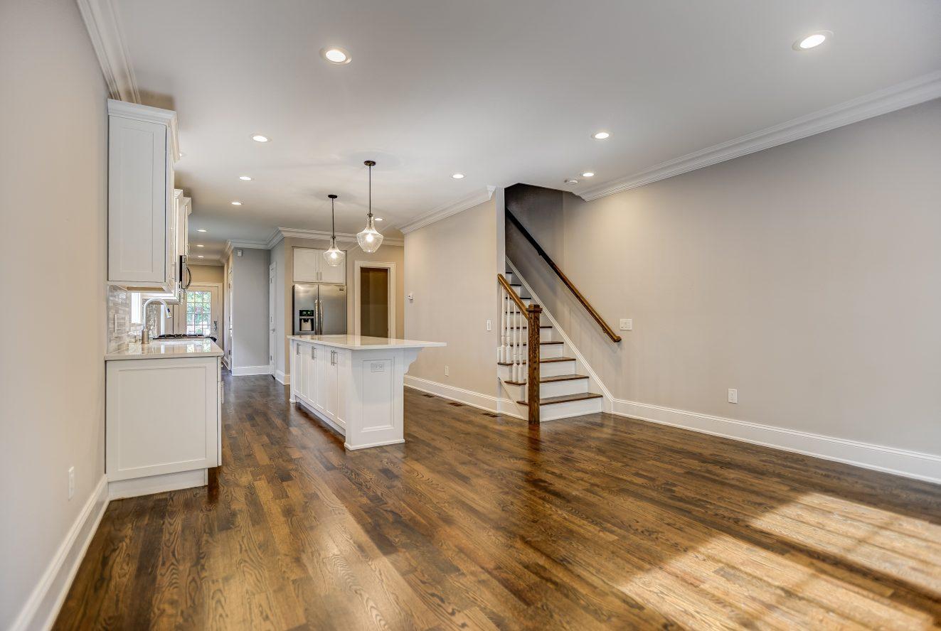 3 – Living Room – 24B Gates Avenue