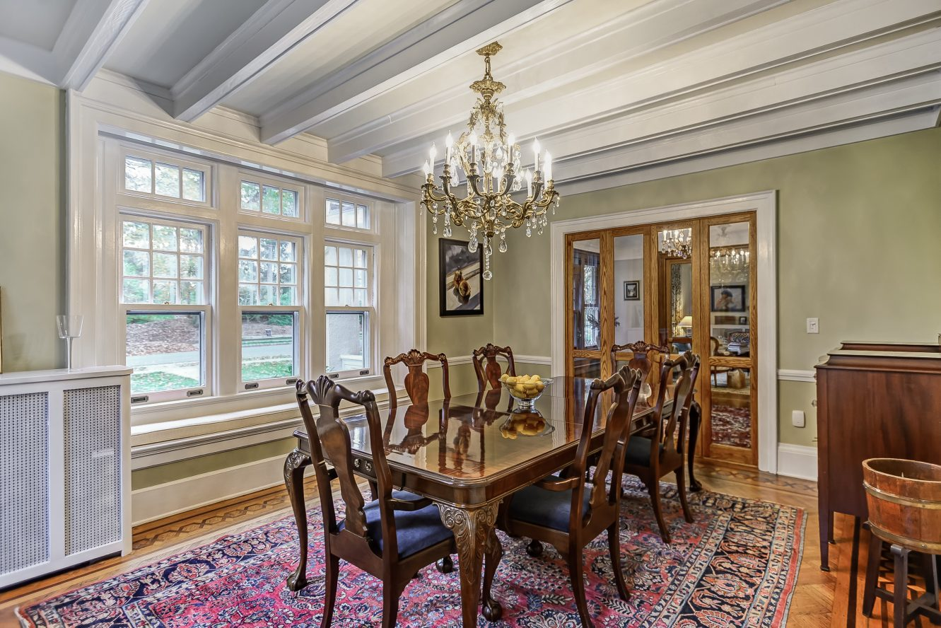 8 – Formal Dining Room – 67 Oak Ridge Avenue