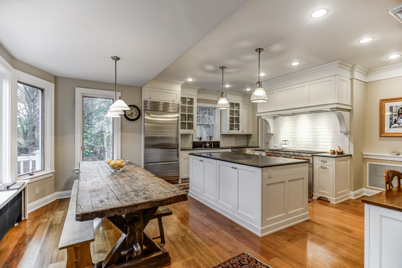 9 – Gourmet Eat-in Kitchen – 67 Oak Ridge Avenue