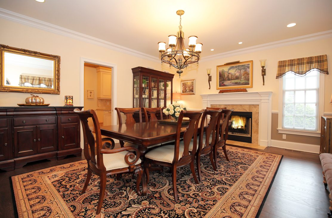 16 – 17 Farbrook Drive – Dining Room