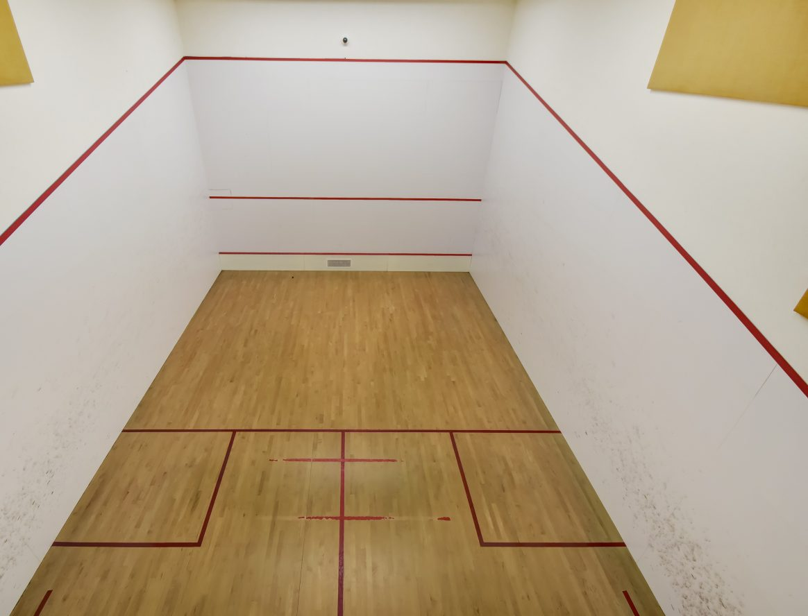 22 – 85 Stewart Road – Amazing Squash Court built to World Squash Court Federation Standards