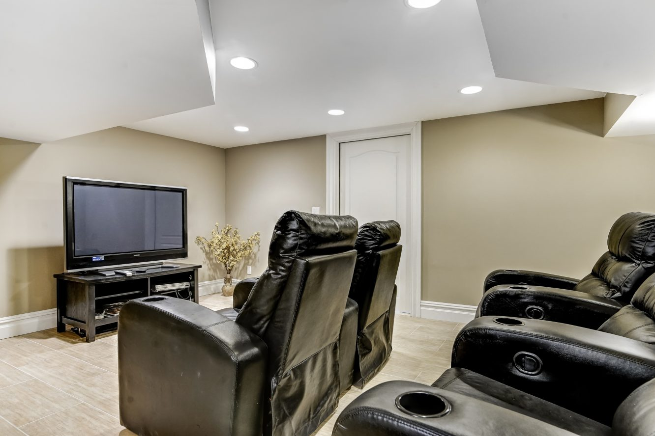 22 – 236 Long Hill Drive – Media Room
