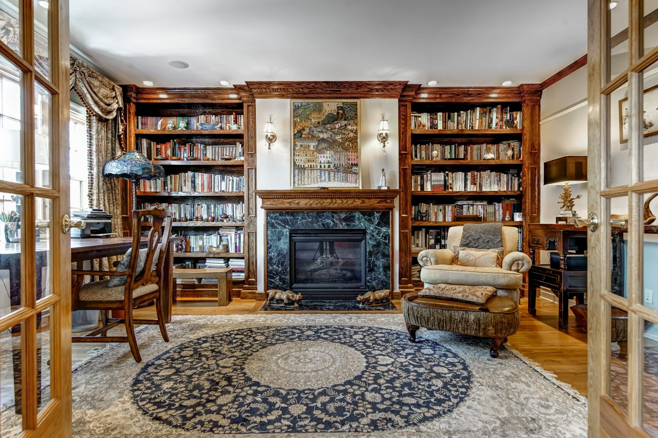 5 – 236 Long Hill Drive – Library