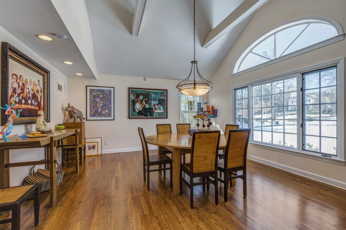 9 – 44 Slope Drive – Dining Room