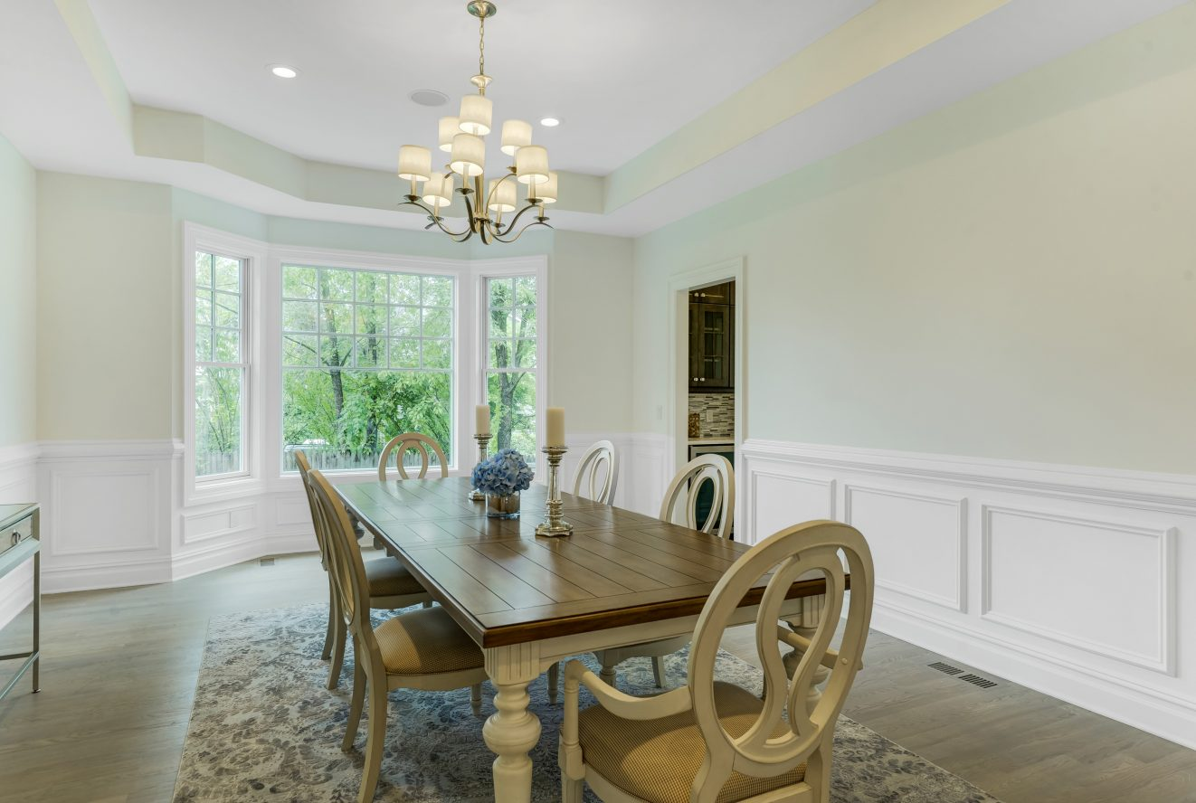 10 – 320 White Oak Ridge Road – Dining Room