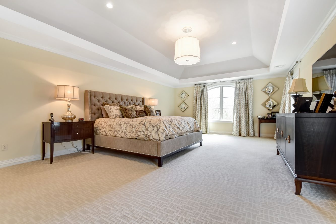 11 – 296 Hartshorn Drive – Master Bedroom