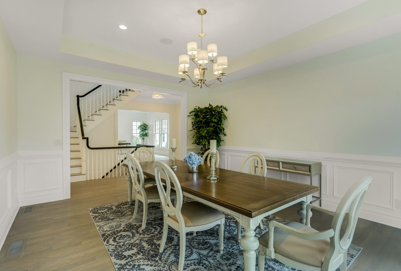 11 – 320 White Oak Ridge Road – Dining Room