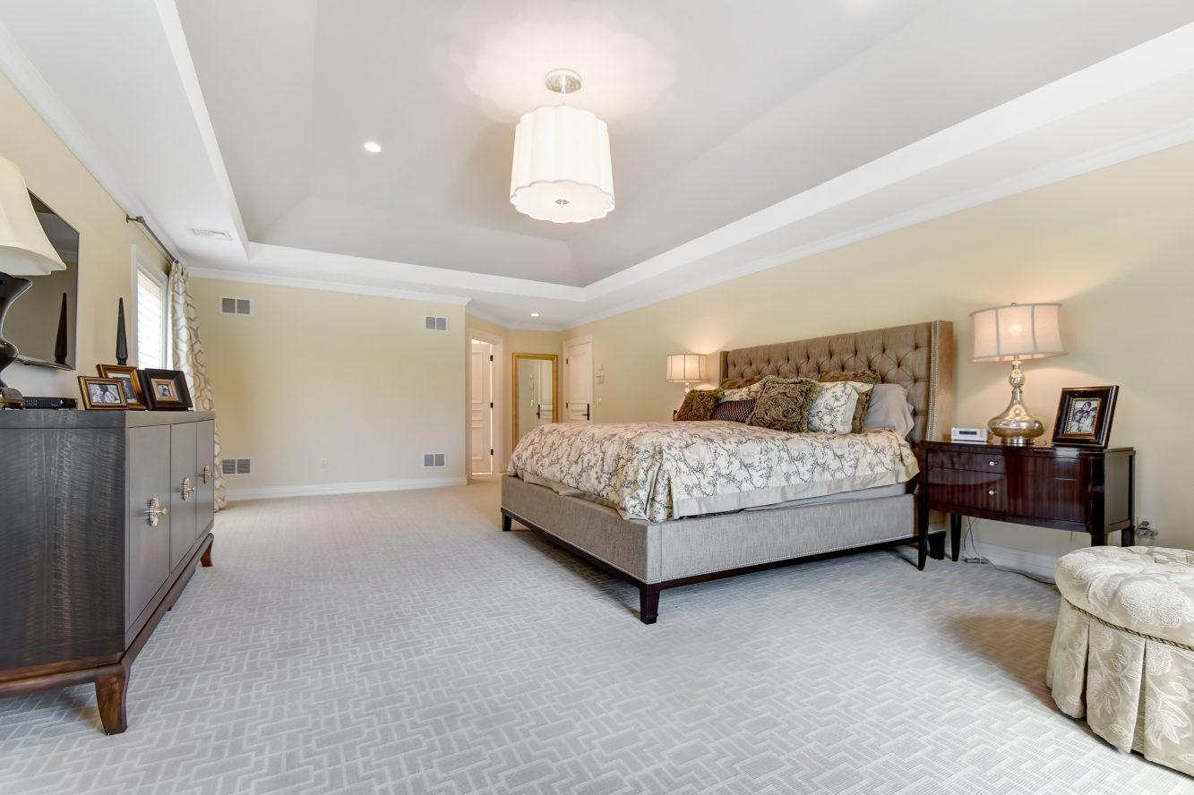 12 – 296 Hartshorn Drive – Master Bedroom