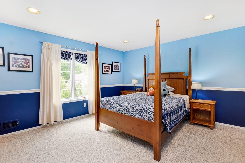 17 – 4 Harvey Drive – One of 5 2nd Floor Bedrooms