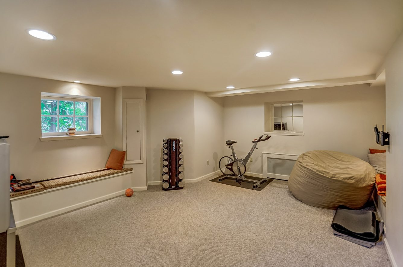 18 – 25 Forest Drive – Exercise Room in Lower Level