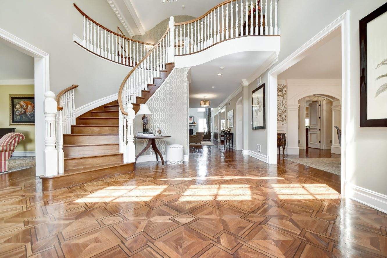 2 – 296 Hartshorn Drive – Grand Entrance Hall