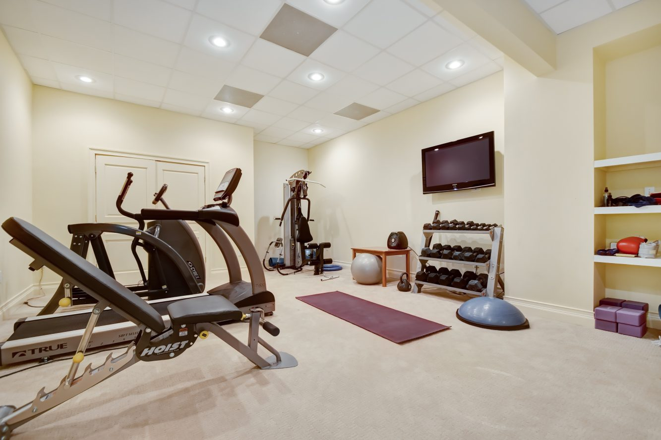 21 – 296 Hartshorn Drive – Exercise Room