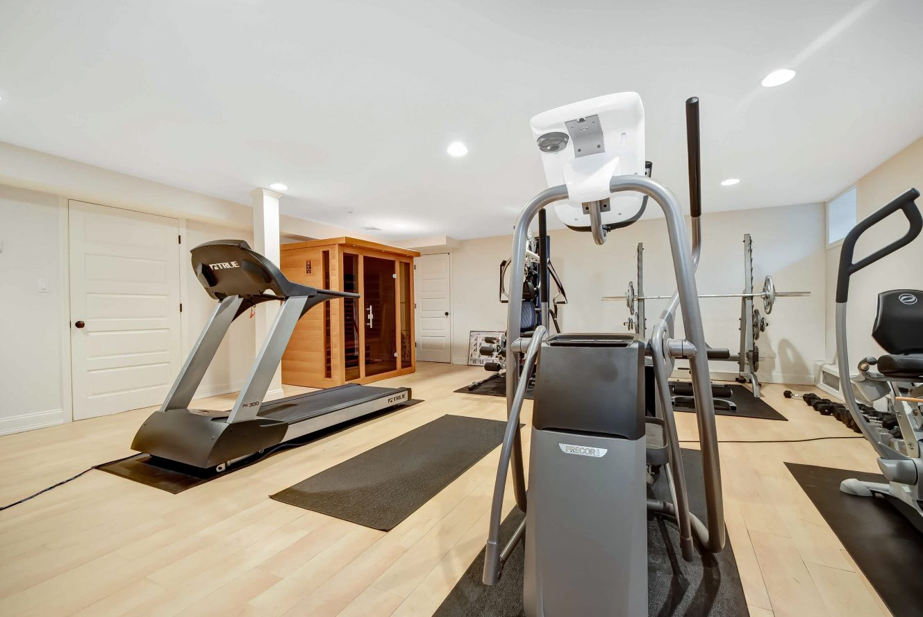21 – 36 Stewart Road – Exercise Room