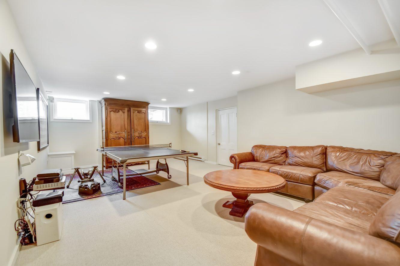21 – 67 Oak Ridge Avenue – Recreation Room