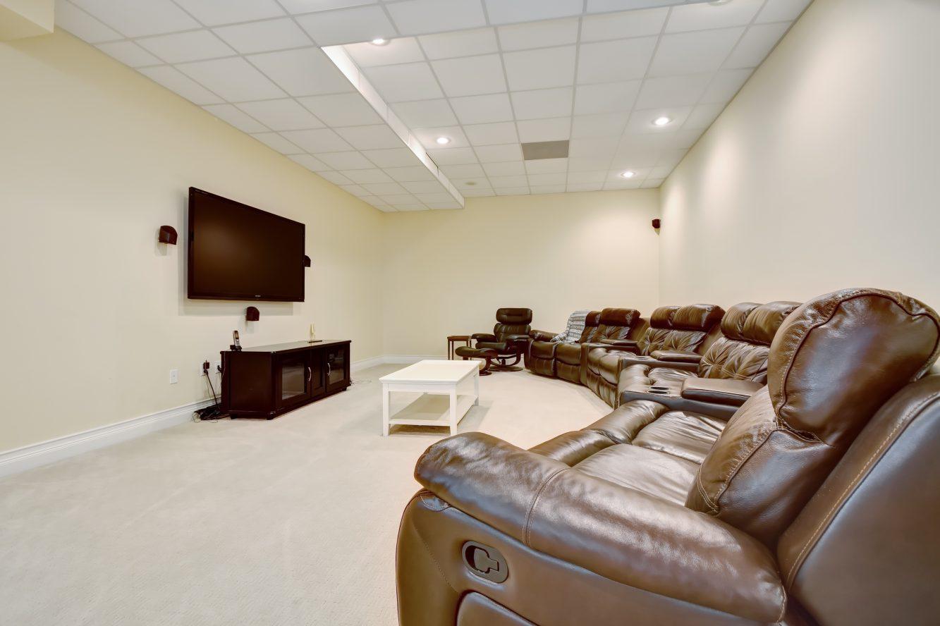 22 – 296 Hartshorn Drive – Media Room