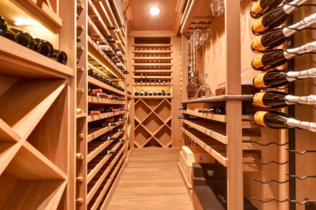 23 – 296 Hartshorn Drive – Wine Cellar