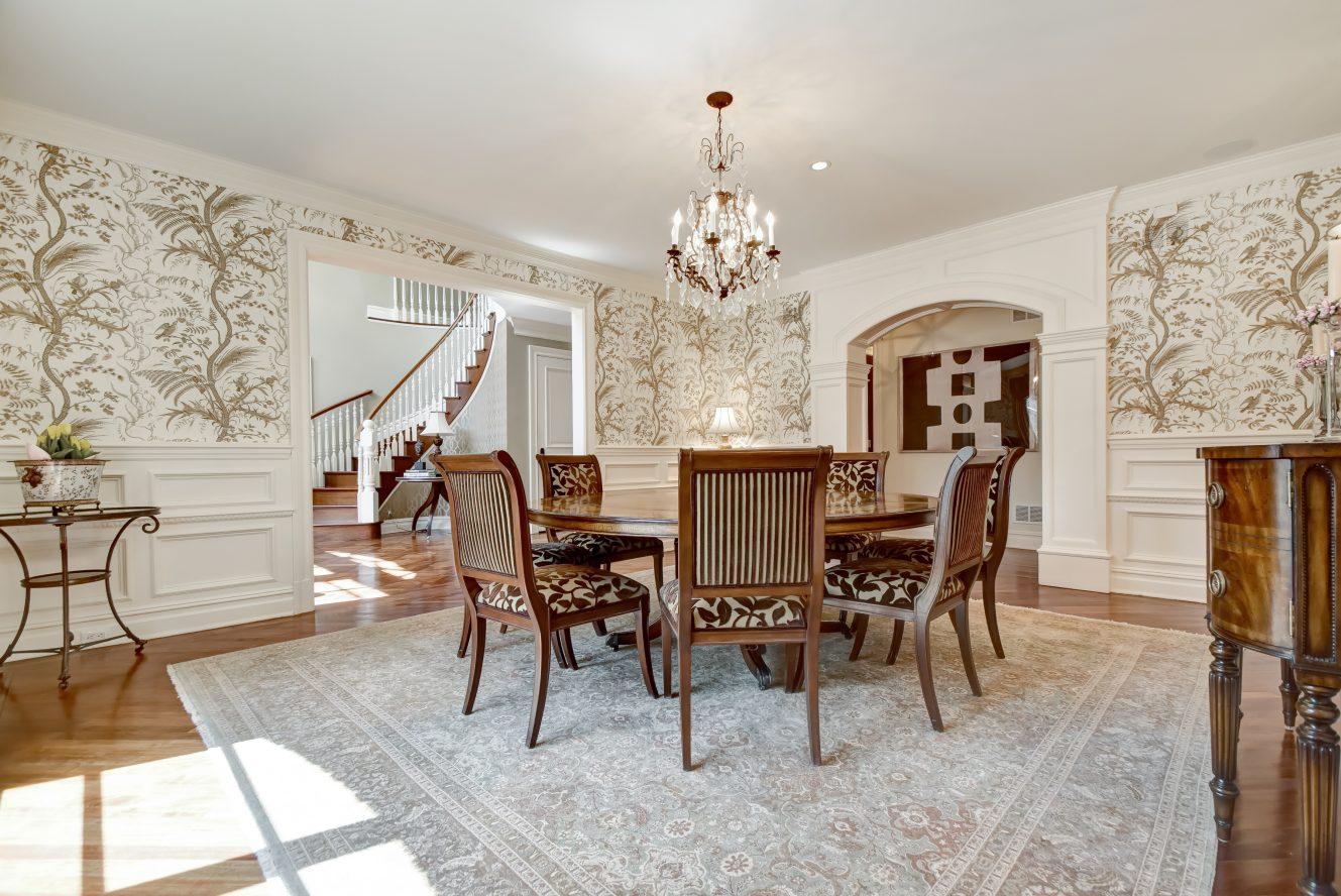 3 – 296 Hartshorn Drive – Dining Room