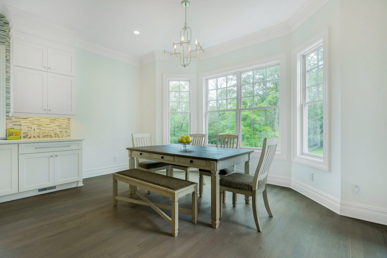 5 – 320 White Oak Ridge Road – Sun-lit Breakfast Area