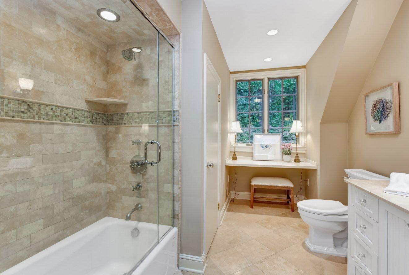21 – 15 Maryknoll Drive – New Full Bath