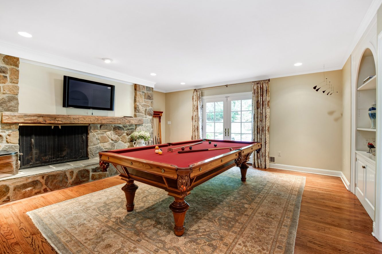 6 – 15 Marknoll Drive – Billiard Room