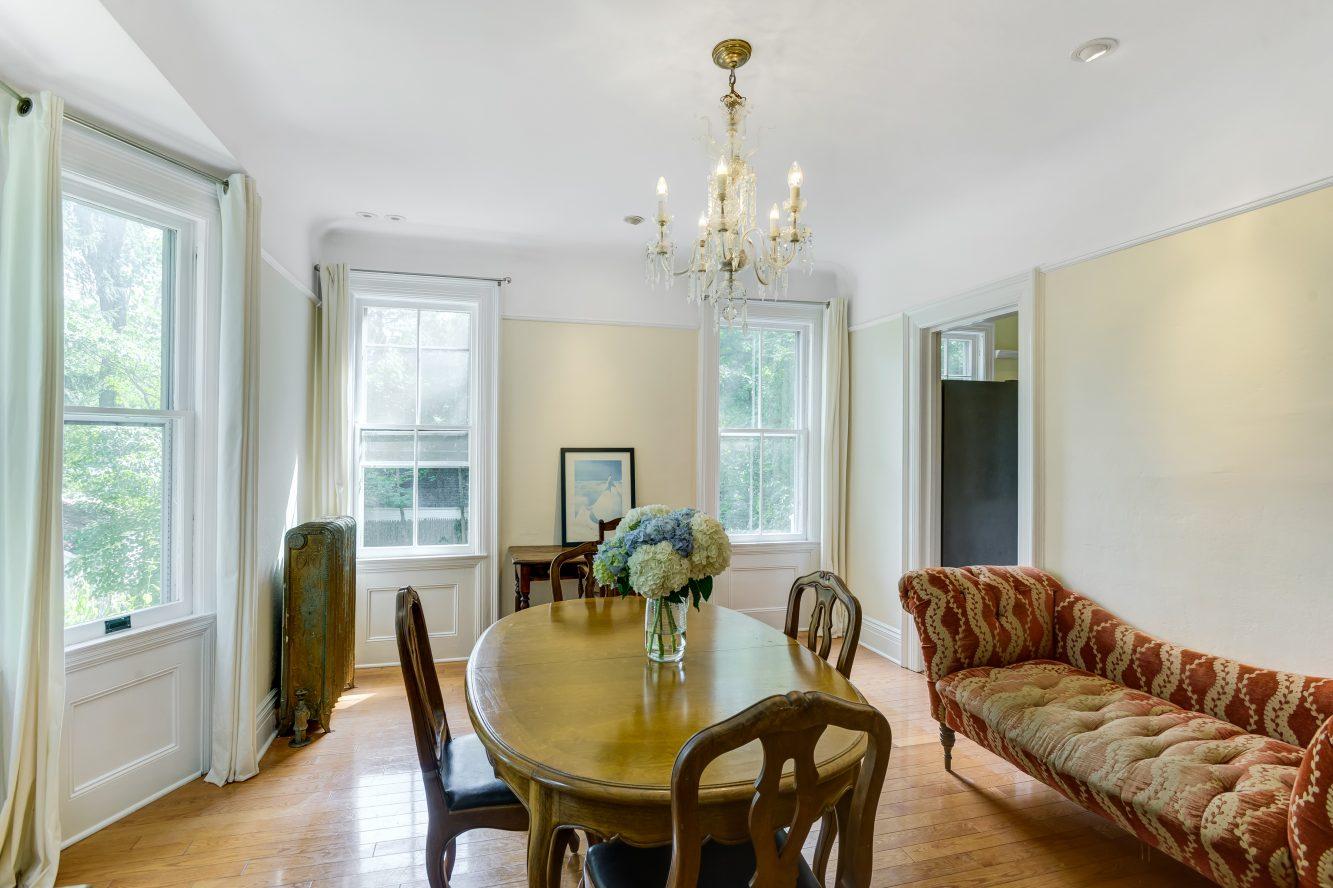 10 – 80 Linden Street – Dining Room