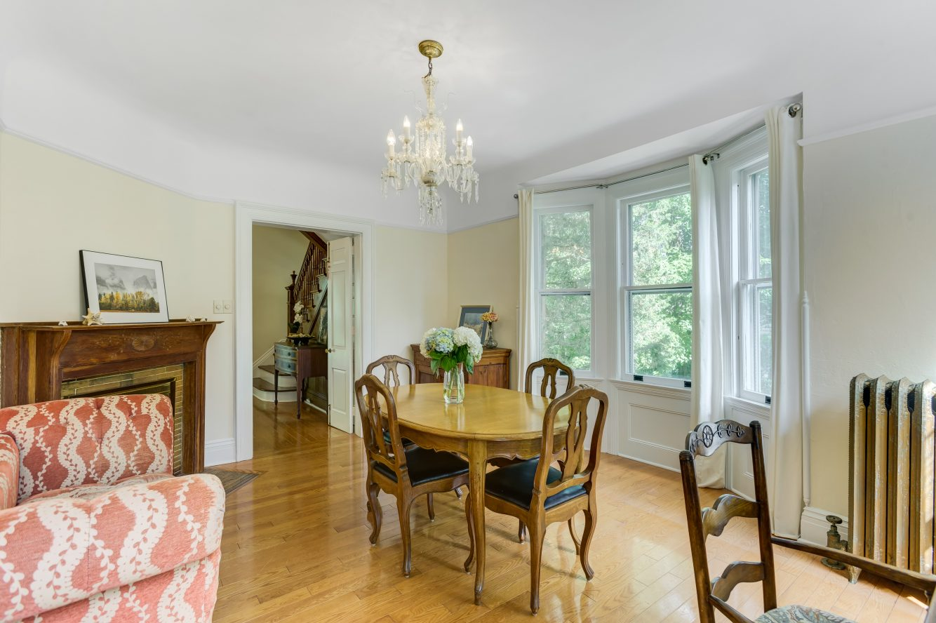 11 – 80 Linden Street – Dining Room