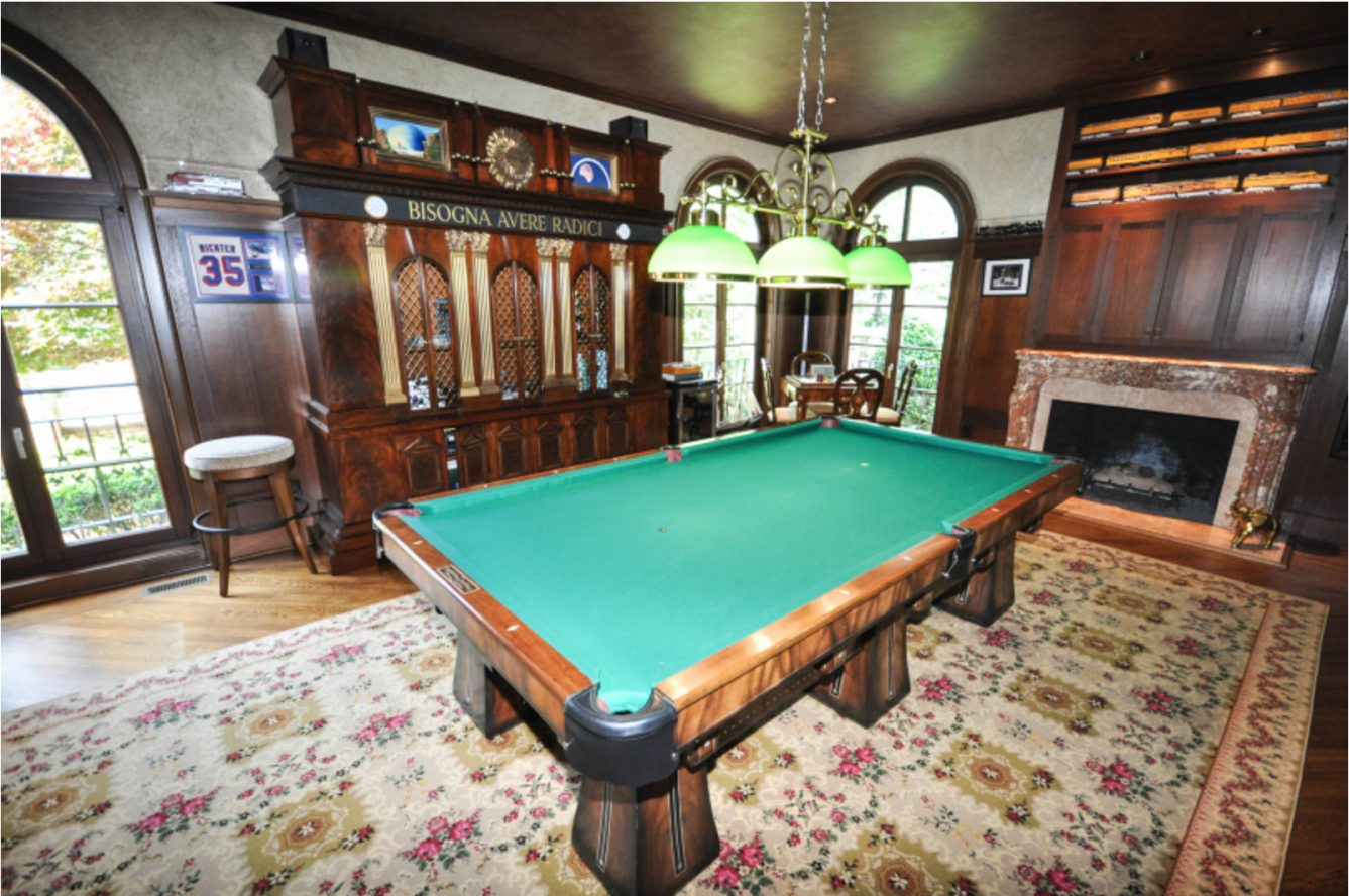 12 – 28 Morgan Drive – Billard Room