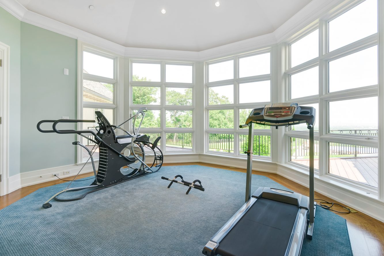 14 – 32 Club Way – Exercise Room