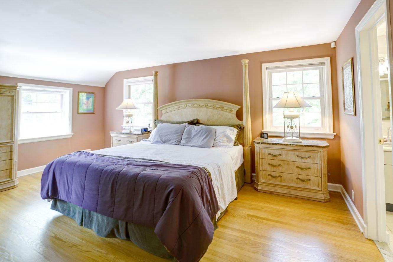 14 – 41 Hilltop Road – Master Bedroom