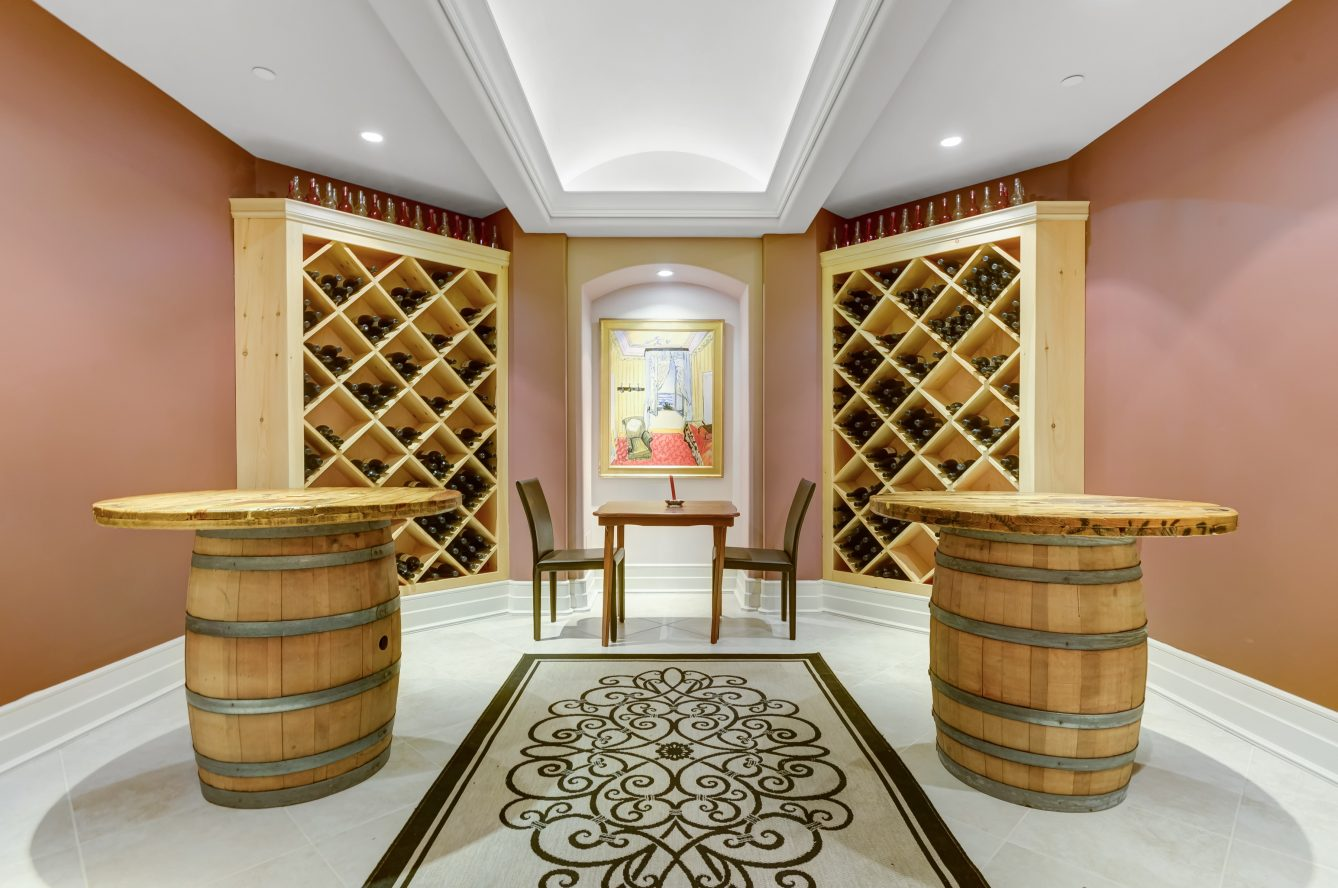 22 – 32 Club Way – Wine Cellar