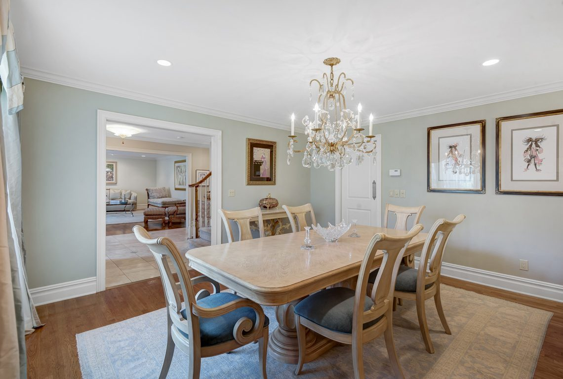 10 – 17 Clive Hills Road – Dining Room
