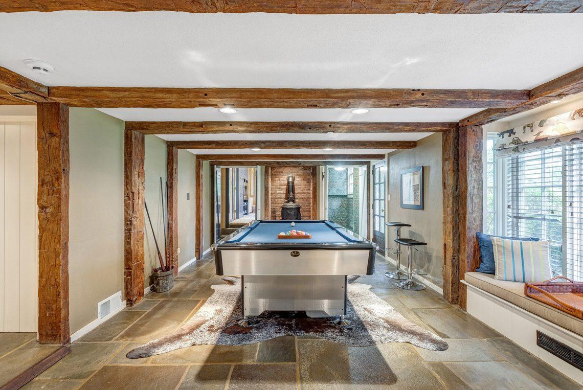12 – 2 E Beechcroft Road – Game Room