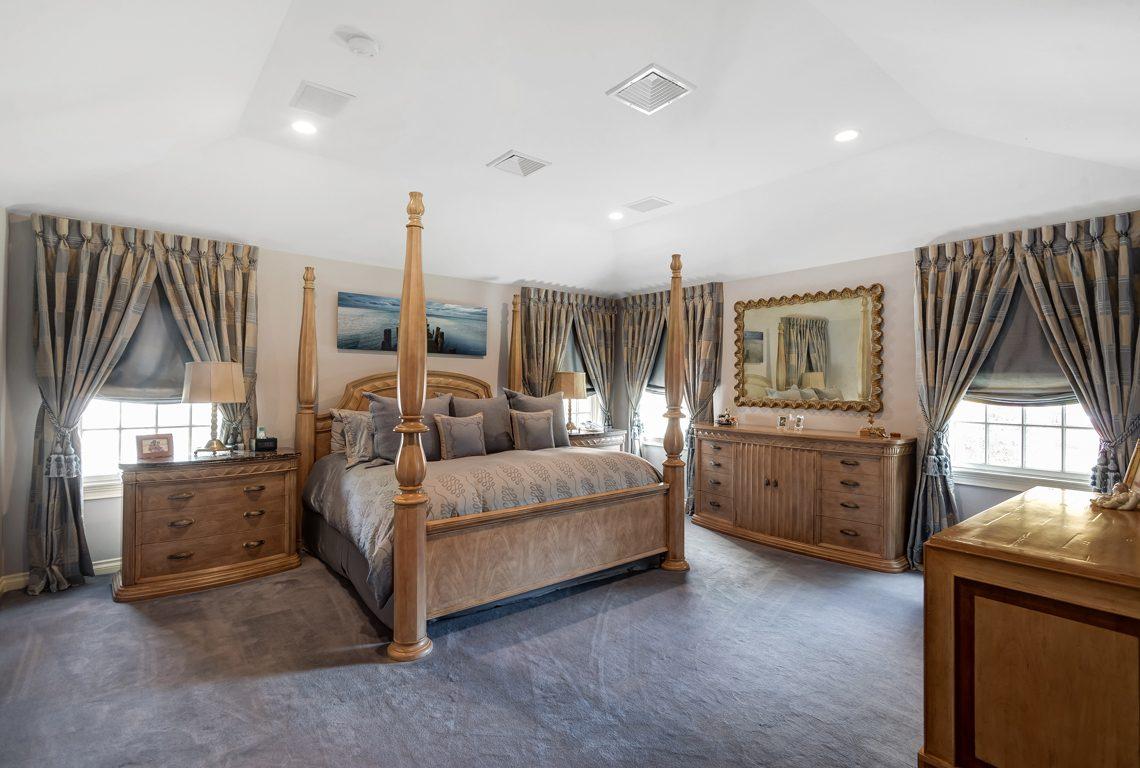 13 – 17 Clive Hills Road – Master Bedroom